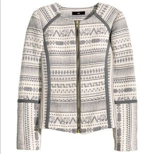 H&M Embroidered Jacket
